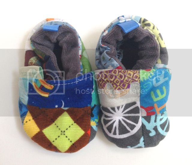 0-6 Months Scrappy Pitterpat Shoes....free ship!