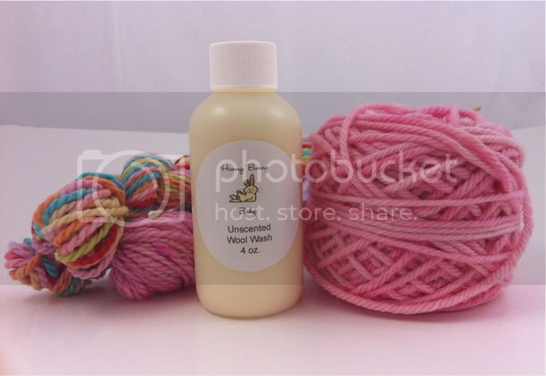Wool Wash 4 ozs....you choose scent